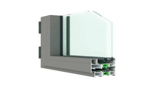 LN60 节能平开系统