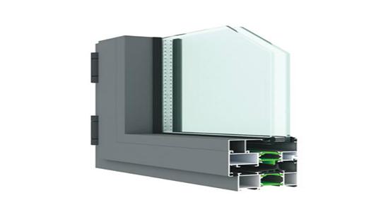 LN65 节能平开系统