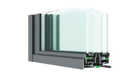 LG80Z 节能推拉窗