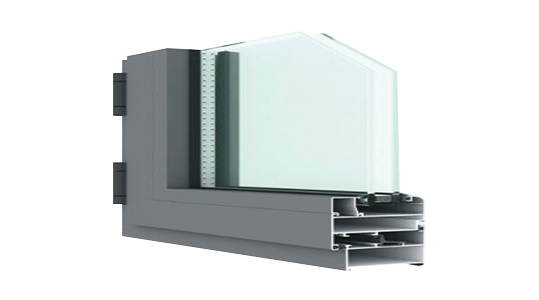 LP55型节能平开气密窗系统